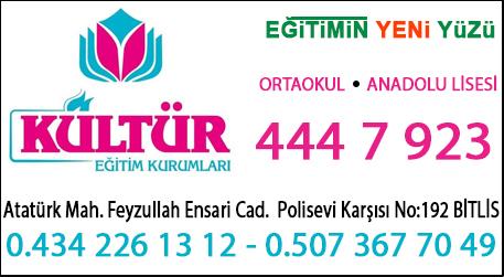 Bitlis Kültür Koleji
