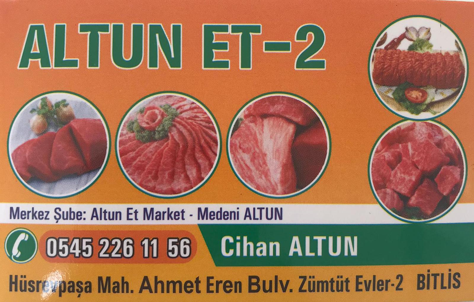 Altun Et Market 2