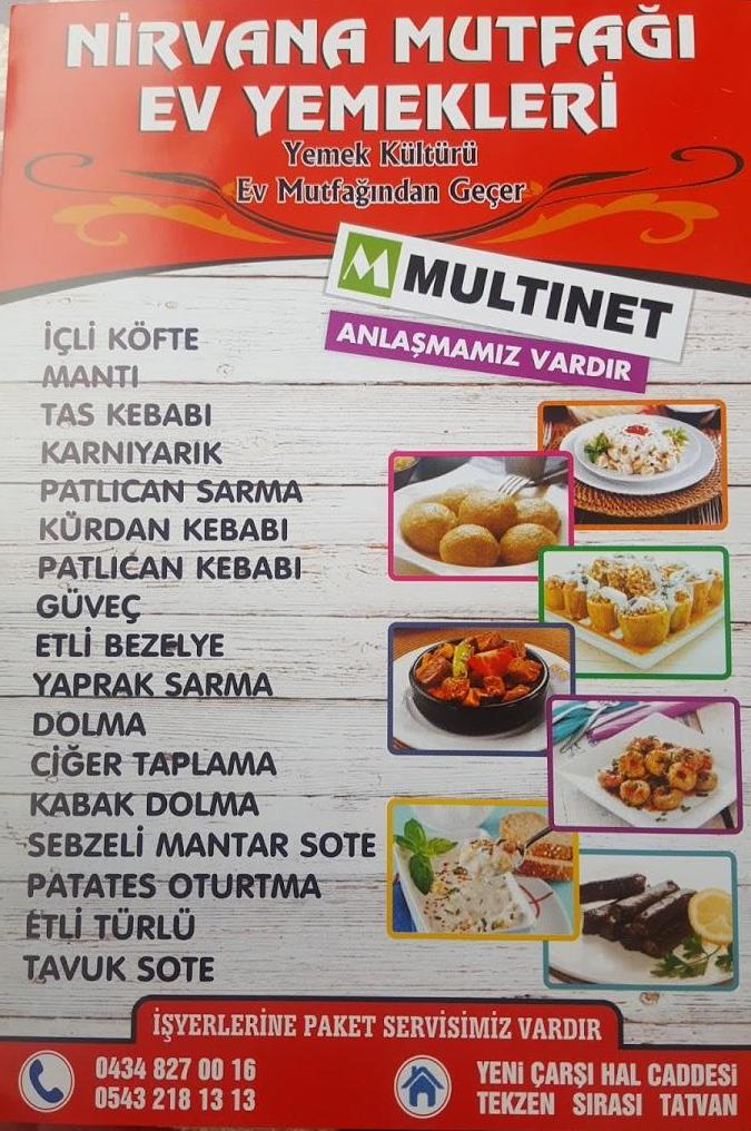 Nirvana Mutfağı