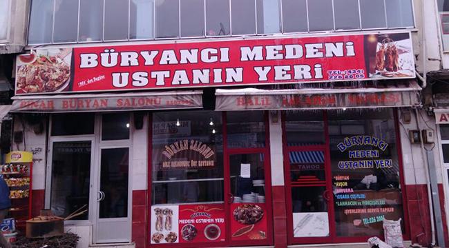 Büryancı Medeni Usta-Pınar Büryan Salonu