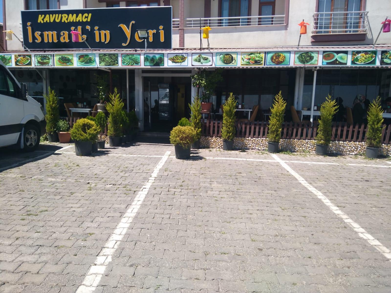 Kavurmacı İsmail'in Yeri Aile Restaurantı