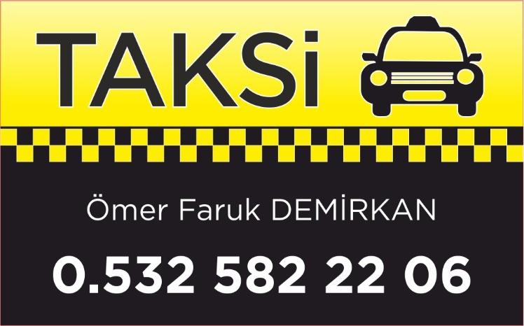 13 T 0030 – Bitlis Taksi
