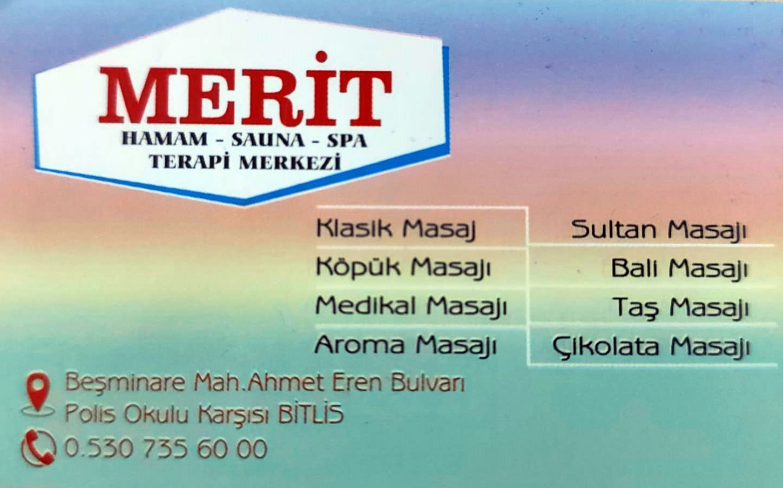 Bitlis Merit Masaj Salonu