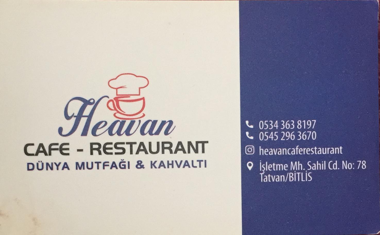 Heavan Cafe Restaurant