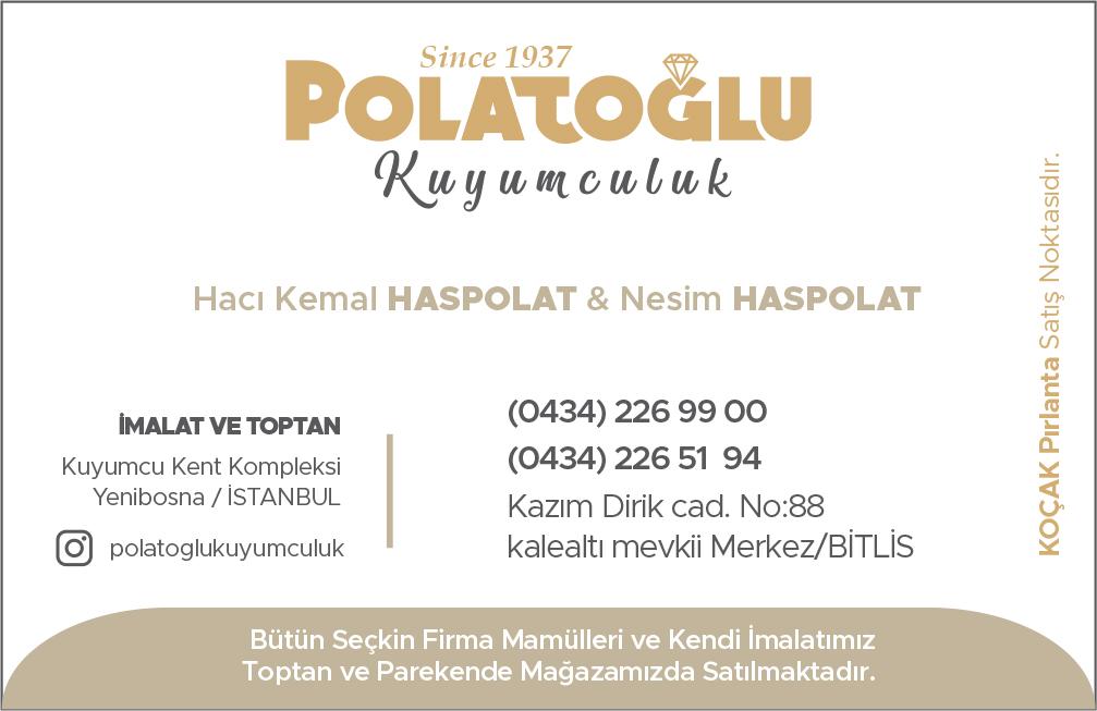 Polatoğlu Kuyumcusu